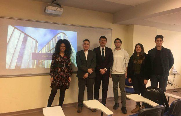 Kent Business School Sunum-Yaşar Üniversitesi