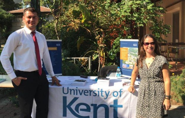 University of Kent Amerikan Koleji Fuar