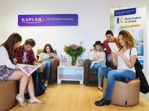 Kaplan Vancouver Dil Okulu