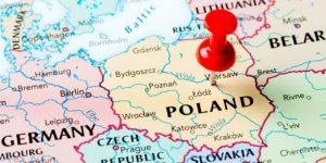 Polonya Lokasyonu